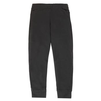 Oblečenie Dievčatá Tepláky a vrchné oblečenie adidas Performance MELIZO Čierna