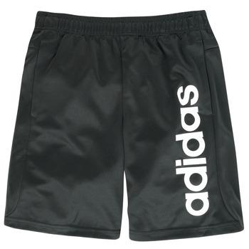 Oblečenie Chlapci Šortky a bermudy adidas Performance NIKLOS Čierna
