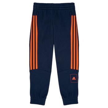 Oblečenie Chlapci Tepláky a vrchné oblečenie adidas Performance PERIOLRI Námornícka modrá