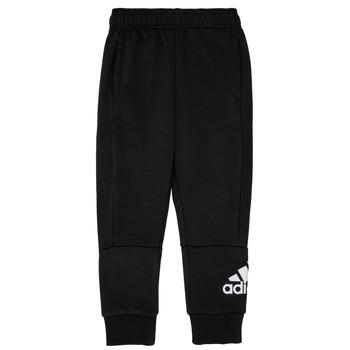 Oblečenie Chlapci Tepláky a vrchné oblečenie adidas Performance MARTA Čierna
