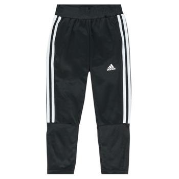 Oblečenie Chlapci Tepláky a vrchné oblečenie adidas Performance DANIELA Čierna