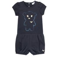 Oblečenie Dievčatá Komplety a súpravy Emporio Armani Aiden Námornícka modrá