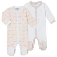 Oblečenie Dievčatá Pyžamá a nočné košele Emporio Armani Alec Ružová