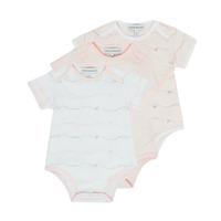 Oblečenie Dievčatá Pyžamá a nočné košele Emporio Armani Alexander Ružová