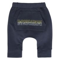 Oblečenie Chlapci Tepláky a vrchné oblečenie Emporio Armani Avery Námornícka modrá