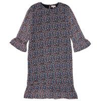 Oblečenie Dievčatá Krátke šaty Only KONJULIA Námornícka modrá