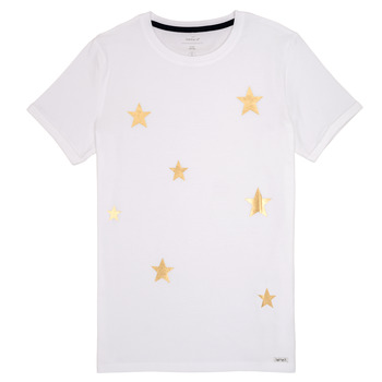 Oblečenie Dievčatá Tričká s krátkym rukávom Name it NKFBONITA Ružová