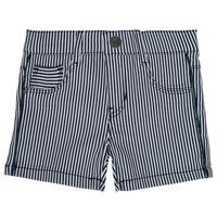 Oblečenie Chlapci Šortky a bermudy Name it NKFSALLI Námornícka modrá