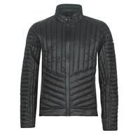 Oblečenie Muži Bundy  Schott HAMILTON19 Čierna