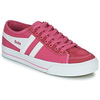 Topánky Ženy Nízke tenisky Gola QUOTA II Ružová / Biela