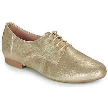 Topánky Ženy Derbie André CAMARADE Béžová