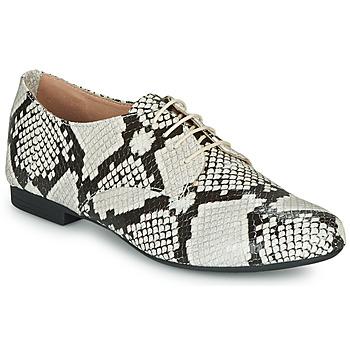 Topánky Ženy Derbie André COMPLICITY Béžová