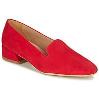 Topánky Ženy Mokasíny André JUBBA Červená