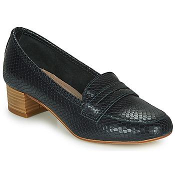 Topánky Ženy Mokasíny André MICHELLE Námornícka modrá