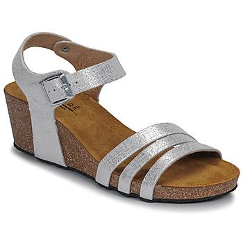 Topánky Ženy Sandále André BAHAMAS Strieborná