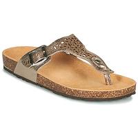 Topánky Ženy Sandále André RILA Zlatá