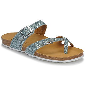 Topánky Ženy Sandále André REJANE Modrá