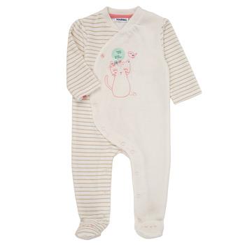 Oblečenie Dievčatá Pyžamá a nočné košele Noukie's LEO Ružová