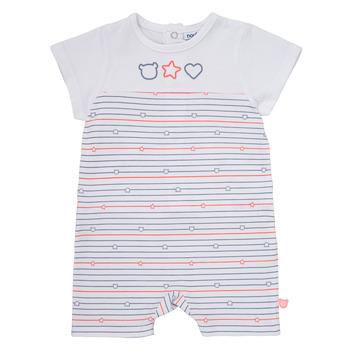 Oblečenie Deti Módne overaly Noukie's NOLAN Viacfarebná
