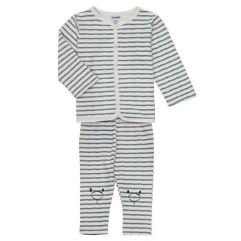 Oblečenie Chlapci Komplety a súpravy Noukie's KAIS Biela