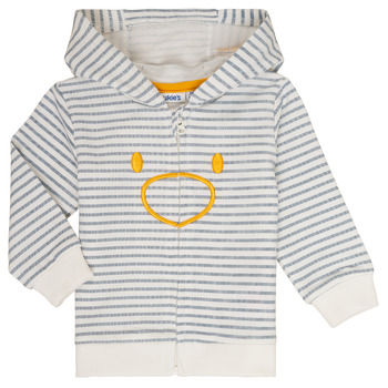 Oblečenie Chlapci Mikiny Noukie's CAM Biela
