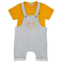 Oblečenie Chlapci Komplety a súpravy Noukie's YOUSSEF Žltá