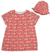 Oblečenie Dievčatá Krátke šaty Noukie's KENZO Ružová