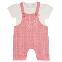 Oblečenie Dievčatá Komplety a súpravy Noukie's MINO Ružová