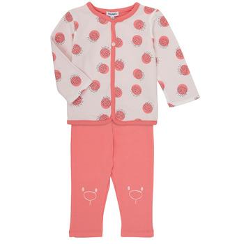 Oblečenie Dievčatá Komplety a súpravy Noukie's OSCAR Ružová