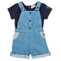 Oblečenie Chlapci Komplety a súpravy Carrément Beau OTIS Modrá