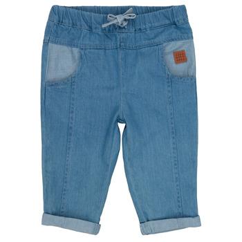 Oblečenie Chlapci Rifle Slim  Carrément Beau MILOUD Modrá