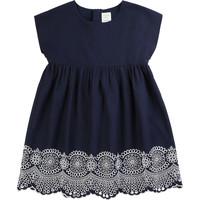 Oblečenie Dievčatá Krátke šaty Carrément Beau LISE Modrá