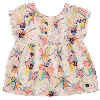 Oblečenie Dievčatá Blúzky Carrément Beau MAELLE Modrá