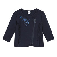 Oblečenie Dievčatá Cardigany 3 Pommes TEVAI Modrá