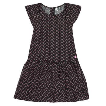 Oblečenie Dievčatá Krátke šaty 3 Pommes JULIE Čierna
