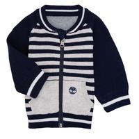 Oblečenie Chlapci Cardigany Timberland MATHEO Viacfarebná