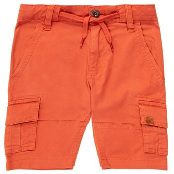 Oblečenie Chlapci Šortky a bermudy Timberland  Červená