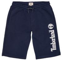 Oblečenie Chlapci Šortky a bermudy Timberland OMAR Modrá