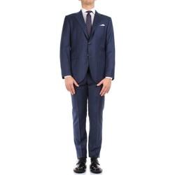 Oblečenie Muži Obleky Kiton 0302S15/25 Blue