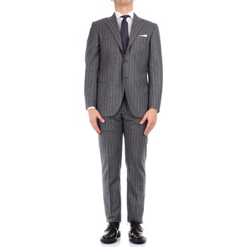 Oblečenie Muži Obleky Kiton 0252S08/2 Grey
