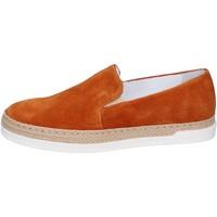 Topánky Ženy Slip-on Bouvy BP288 Hnedá