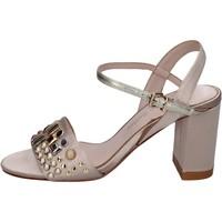 Topánky Ženy Sandále The Seller sandali raso Beige