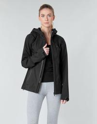Oblečenie Ženy Vrchné bundy adidas Performance W PARLEY 3L JKT Čierna