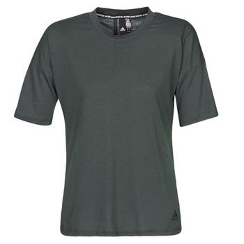 Oblečenie Ženy Tričká s krátkym rukávom adidas Performance W MH 3S Tee Čierna