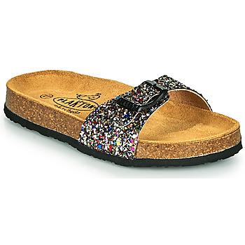 Topánky Dievčatá Šľapky Plakton BOM Viacfarebná