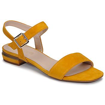 Topánky Ženy Sandále Fericelli MADDY Žltá