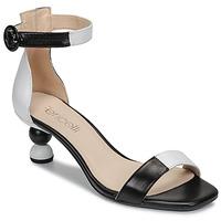 Topánky Ženy Sandále Fericelli MARC Čierna / Et  / Biela