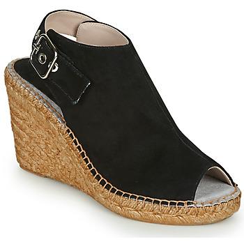 Topánky Ženy Sandále Fericelli MAURINE Čierna