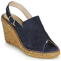Topánky Ženy Sandále Fericelli MARIE Námornícka modrá