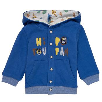 Oblečenie Chlapci Cardigany Catimini KELYNE Modrá